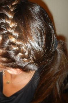 french braids, runnertest hairstyl, ponytail style, runningapprov ponytail, crown braid, sporti hairstyl, hair style, running hairstyles