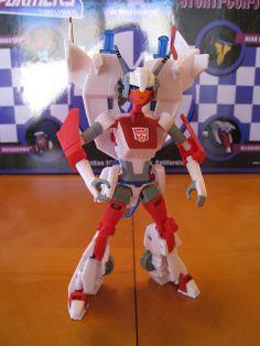 Minerva - Robot mode | Flickr - Photo Sharing!