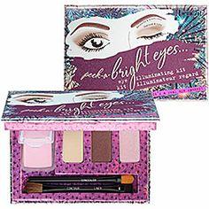Benefit Cosmetics Peek-A-Bright Eyes: Shop Eye Sets & Palettes | Sephora