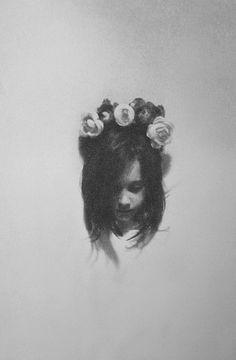 La fille de Méliès. by Colette Saint Yves, via Flickr