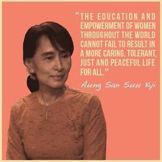 Educate and empower women...  https://www.facebook.com/MaasaiGirlsEducationFund