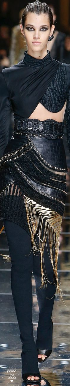 Balmain Fall/Winter