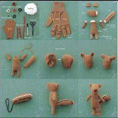 Glove squirrel :)