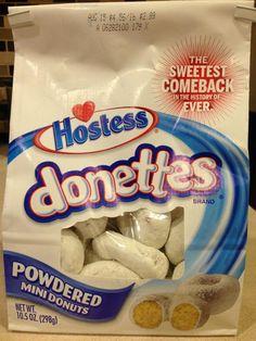 Best comeback ever!!   Waiting for the Twinkies to arrive!!