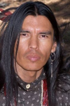 David Midthunder .... This photo really got my attention because the face ... nose down ... looks a lot like my first husband.