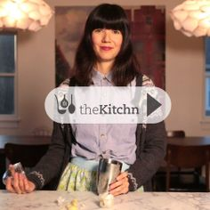 WATCH: How To Peel Garlic with a Cocktail Shaker Video Tips from The Kitchn