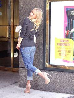 Paige Denim Jimmy Jimmy Boyfriend Jeans