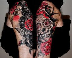 Mexican Tattoos Designs 18