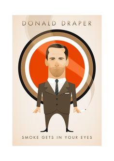The inimitable Don Draper.