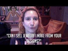 ▶ Ask Rebeca Mojica: Can I Sell Jewelry I Make from Blue Buddha Designs? - YouTube