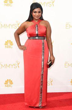 Mindy Kaling: 2014 Emmys