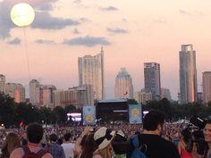 Austin City Limits Festival, 2013