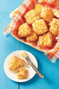 Cheddar and Corn Biscuits recipe