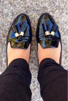 Perfect tasseled loafers louise et cie