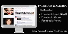 Review Facebook Walleria - Wordpress PluginWe provide you all shopping site and all informations in our go to store link. You will see low prices on