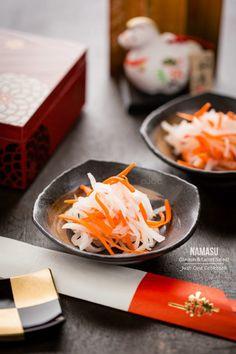 Namasu (Daikon and Carrot Salad) - Easy Japanese Recipes at JustOneCookbook.com