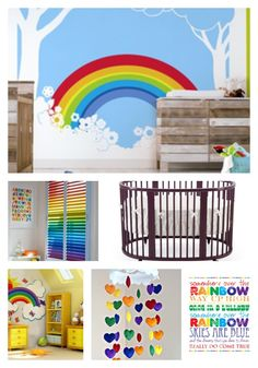 G and L's rainbow room