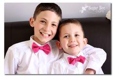 boys in pink bow ties http://www.buyyourties.com/fushia-p-27000.html