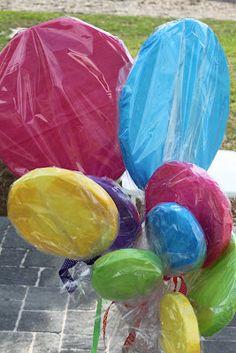 Yard Lollipop Decorations