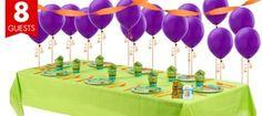 Scooby Doo Basic Party Kit - Party City