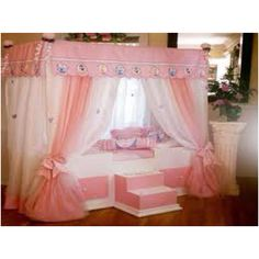 Princess bed inspiration pic