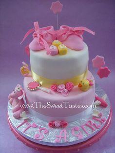Baby Shower - Baby Shower cake