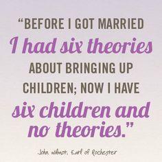 Six theories