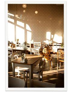 Restaurant, Michelberger Hotel, Berlin