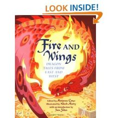 """Waiting for a White Knight"" in this book is a great story for teaching visualizing and changing visual images. Fire and Wings: Dragon Tales from East and West"