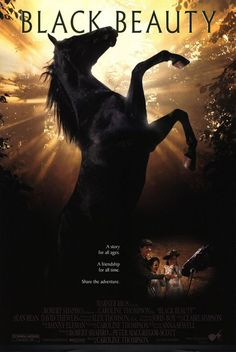 Black Beauty...one my favorite movies as a kid