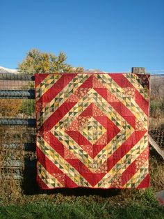 primitive gathering quilt