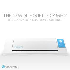 Meet the NEW Silhouette CAMEO! Lots of new features and upgrades! Take a peek here: http://www.craftaholicsanonymous.net/new-silhouette-cameo