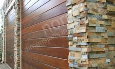 Ochre Blend Stone Panels | Norstone USA