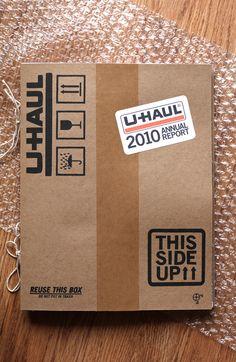 UHAUL Annual Report
