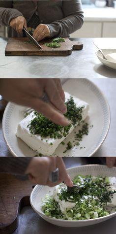 herb...cream/ cheese