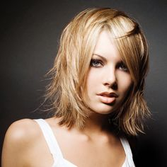 choppy medium length haircuts | Top Womens Hairstyles Trends for Fall 2010 Hairstyles Pictures ...