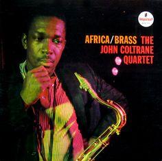Impulse Records - jazz album covers