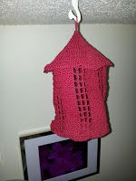 Kendras Crocheted Creations: Bird cage/Japanese lantern pattern