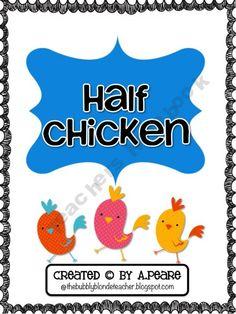 Journeys 2nd Grade- Half Chicken Unit 5 Lesson 24