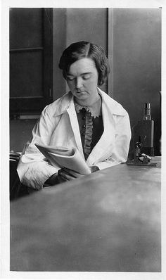 In 1919, Mary Van Rensselaer Buell (1893-1969) became the first woman to earn Ph.D. in biochemistry at the University of Wisconsin. She carried on her extensive research on nutrition and physiological chemistry at University of Iowa, Johns Hopkins University, Washington University, and the University of Chicago.