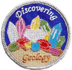 Discovering Geology Patch