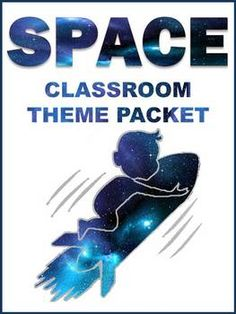 Space Classroom Theme Pack - Back to School