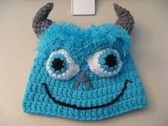 Crochet Blue Monster / Video One
