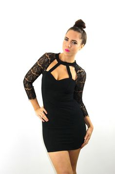 Diamond Lace Dress $80 @ Nothing to Wear