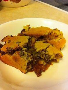 Chili Bake Recipe #bake #chili