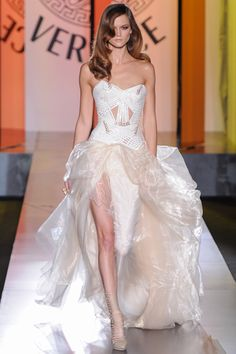 Stunning Haute Couture Versace Fall 2012!