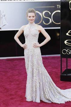 Oscars Best Dressed: Amanda Seyfried