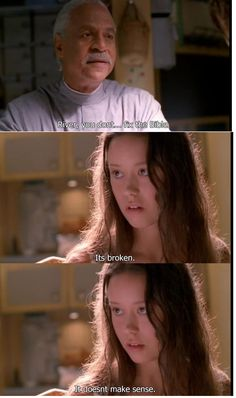 River Tam knows where it's at