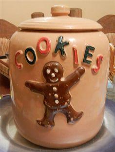 McCoy Cookie Jar Vintage.