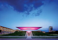 James Turrell's Skyspace, Houston: Texas Monthly June 2012, photo by Casey Dunn